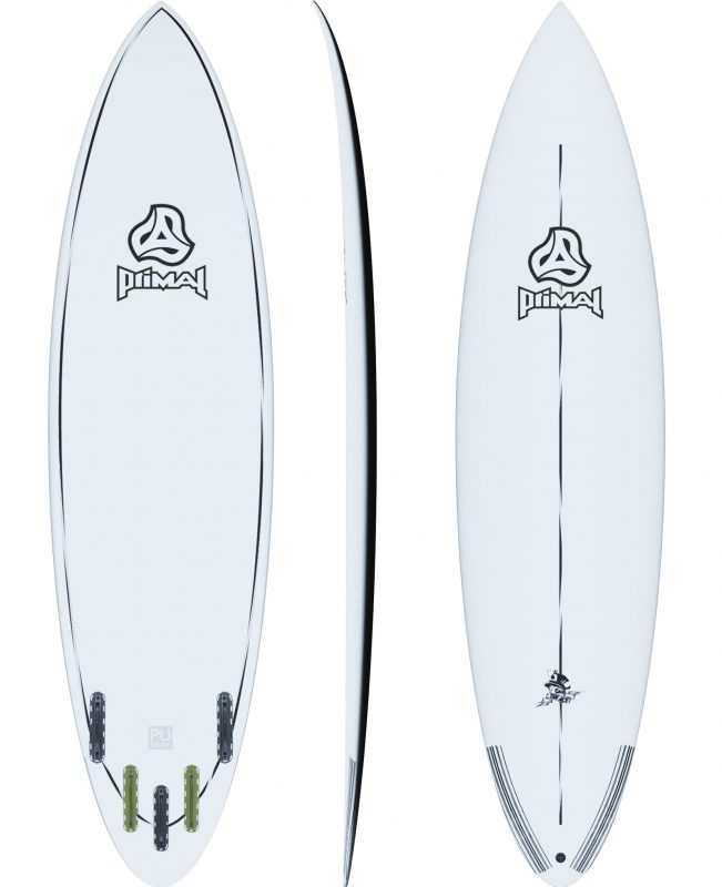 Ace surfboard